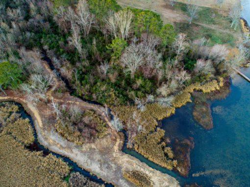 Monitoraggio ambientale con drone