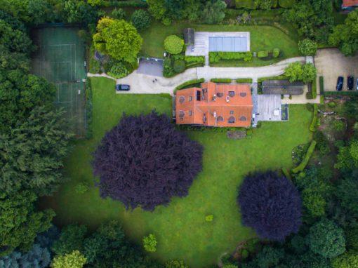 Riprese drone per Architetto paesaggista